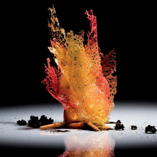 Молекулярная кухня — магия в вашей тарелке